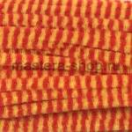 Проволока шенил (синель) Желто-красный
