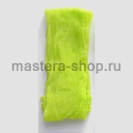 Капрон для цветов Зелено-лимонный неон