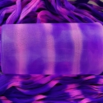Капрон для цветов Сиренево-синий+розовый