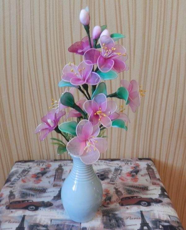 Капрон для цветов заказать заказать цветы в омске через интернет с доставкой