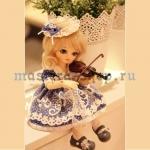 Материалы для кукол и игрушек