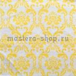 Салфетка Желтый орнамент