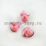 Бубенчик Розовый Зайчик