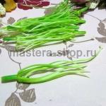 Тычинки и пестик лилии. 10,5 см. Зелено-белые