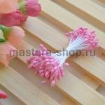 Тычинки средние розовый светлый (2-3 мм)