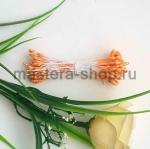 Тычинки малые абрикосовые (1-1,5 мм)