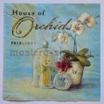 Салфетка House of Orhids