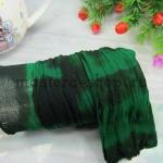 Капрон для цветов Изумрудный+Черный