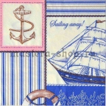 Салфетка Sailing away