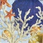 Салфетка Кораллы