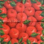 Салфетка Красные яблоки