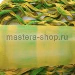 Капрон для цветов Зеленый+Желтый