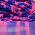 Капрон для цветов Сапфировый+Розовый