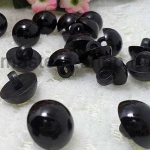 Пуговицы-носики (глазки) круглые. 12 мм