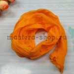Капрон для цветов Оранжевый средний