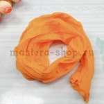 Капрон для цветов Оранжевый светлый