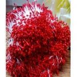 Тычинки малые красные (1-1,5 мм)