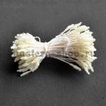 Тычинки сахарные малые бежевые (2 мм)