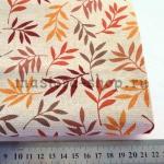 Ткань для печворка и рукоделия: Осенние веточки