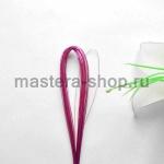 Проволока для цветов из капрона: 0,45мм (№26) Малиновый
