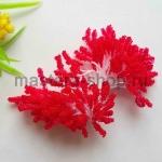 Тычинки сахарные малые светло-красные (2 мм)