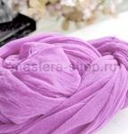 Капрон для цветов Фиолетово-розовый бледный