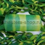 Капрон для цветов Изумрудный+Желто-травяной